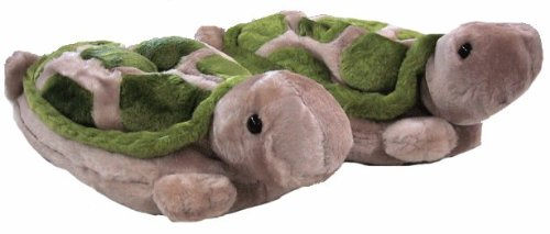 Cheap Turtle Slippers for Women (B0077QTURO)