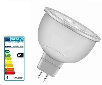 osram parathom mr16 reflektor led pmr163536 5 6 watt gu5 3 827 warmton extra reflektorlampe. Black Bedroom Furniture Sets. Home Design Ideas