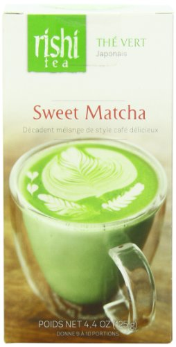 Rishi Tea Sweet Matcha, 4.4-Ounce