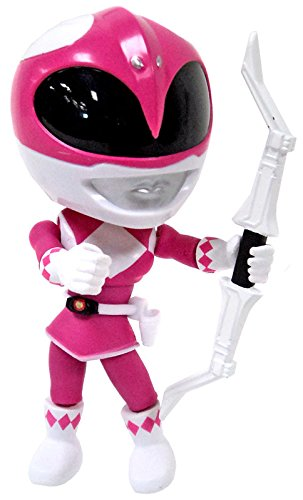 Power Rangers Mighty Morphin 3 Inch Vinyl Series 1 Pink Ranger 3.4