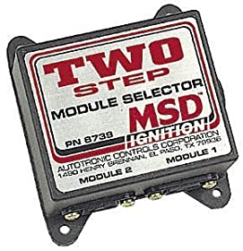 MSD 8739 Two-Step Module Selector