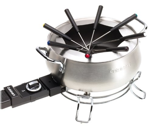 Cuisinart CFO-3SSFR Electric Fondue Maker (Certified Refurbished) (Juice Maker Cuisinart compare prices)