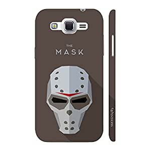 Enthopia Designer Hardshell Case Bad Man Mask 2 Back Cover for Samsung Galaxy J2 (2016)