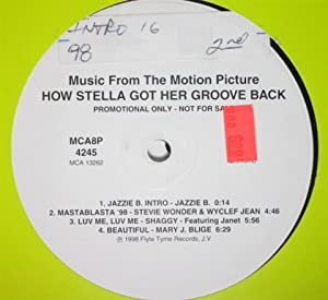 - How Stella Got Her Groove Back Soundtrack - Amazon.com Music