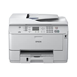 Epson WorkForce Pro WP-4525DNF A4 Multifunction Inkjet Printer