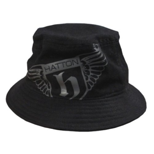 Hatton Boxing Bucket Black Hat 1 Size