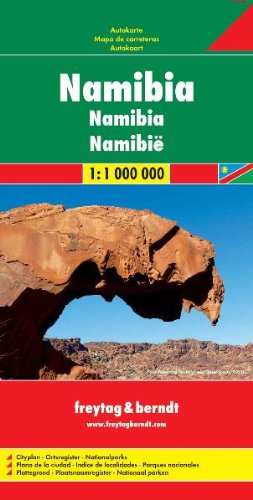 Namibia Fb R (English, Spanish, French, Italian and German Edition)