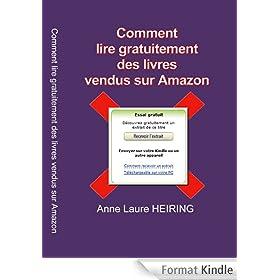 Comment lire gratuitement des livres vendus sur Amazon