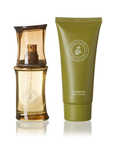 Caribbean Joe Set Eau de Toilette Hombre 2 Piezas Caribbean Joe (Edt 50 ml + Aftershave 100 ml)