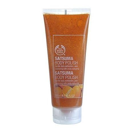 The Body Shop Satsuma Body Polish, 200ml at amazon