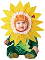 InCharacter Baby Silly Sunflower Costume