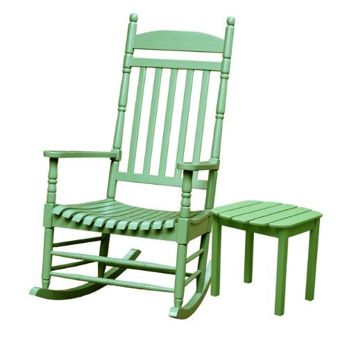 Wood Porch Rocker front-1023356