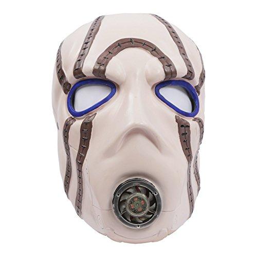 Hotwind Psycho Bandit Head Helmet Mask Cosplay Costume Pvc Plastic Cooler Fan Adult