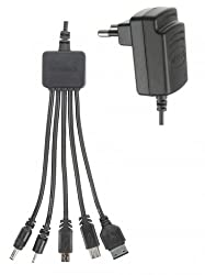 ERD MOBILE MULTI CHARGER (LP-44 TC) 5 in 1