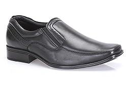 BellBut Black Men Formal Shoes(952)