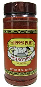 The Pepper Plant Seasoning 11 Oz from The Pepper Plant