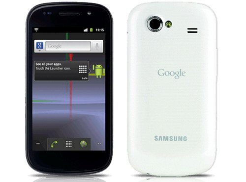Samsung-Nexus S from Google Android 2.3 Smartphone Sim Free