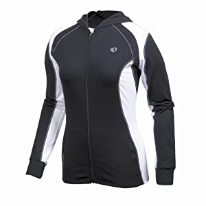 Pearl Izumi Aurora Lightweight Hooded Jersey - Long-Sleeve - Ladies by Pearl iZUMi
