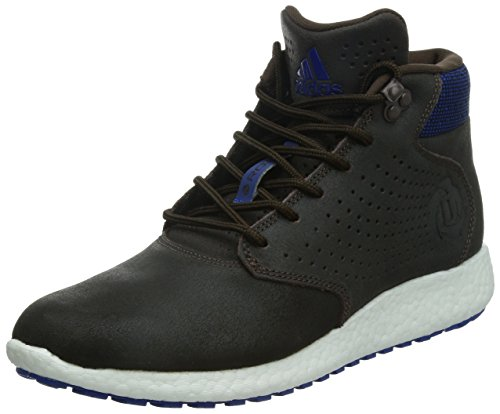 ADIDAS D ROSA LAKESHORE SPINTA Uomo Marrone Scuro Scarpe Da Ginnastica Blu scarpe C774 - Scuro Marrone/Blu, Uomo, UK 8.5 / EUR 42 2/3 / US 9