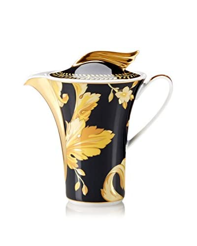 Versace by Rosenthal Vanity 7-Oz. Creamer, Navy/Yellow/Gold