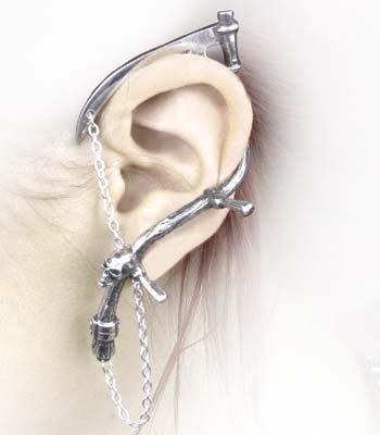 The Harvester Earring