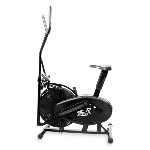 We R Sports 2-in-1 Elliptical Cross Trainer and Exercise Bike Fitness Cardio...