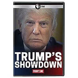 FRONTLINE: Trump's Showdown DVD