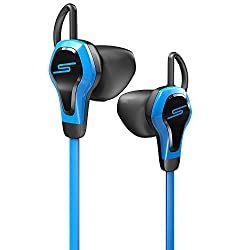SMS Audio Bio Sport Earbud with Heart Monitor - Blue