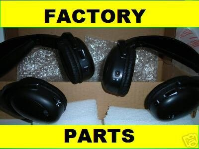 Chrysler Plymouth Dodge Jeep Wireless Headphones 02-2004