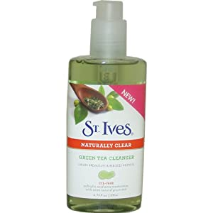 Neutrogena, Garnier, Biore, Aveeno Clean&clear St Ives