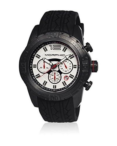 Morphic Reloj con movimiento cuarzo japonés Mph2704 Negro 48  mm