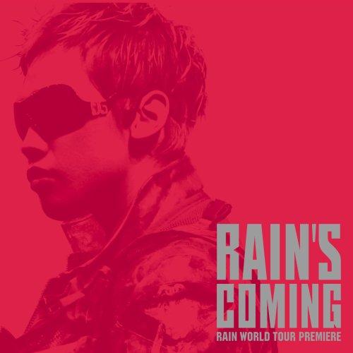 RAIN (ピ) RAIN'S COMING RAIN WORLD TOUR PREMIERE (初回限定盤) [DVD]