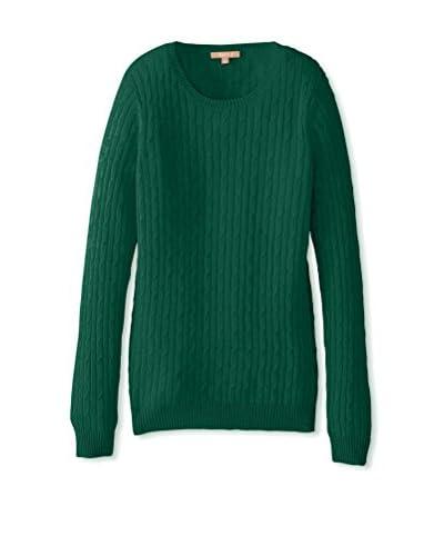 Kier & J Women's Cashmere Cable Sweater