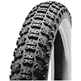 "Cheng Shin C714 Comp III Type Bicycle Tire (Wire Bead, 24"" x 1.75"", Black Wall)"