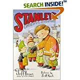 img - for Flat Stanley (6 Books Collection: Flat Stanley; Stanley's Christmas Adventure; Invisible Stanley; Stanley in Space; Stanley, Flat Again! Stanley and the Magic Lamp) book / textbook / text book
