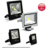 COOLEX COOL WHITE OUTDOOR & INDOOR LED FLOOD LIGHTS 2 YEAR WARRANTY (10)