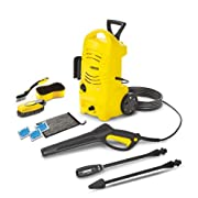 Karcher Modular Series 1600PSI Electric Pressure Washer with Car Care Kit  K2.27CCK