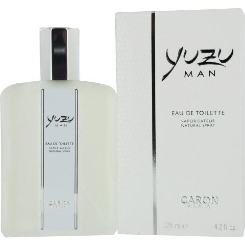 Caron YUZU MAN, Eau de Toilette con vaporizzatore, 125 ml