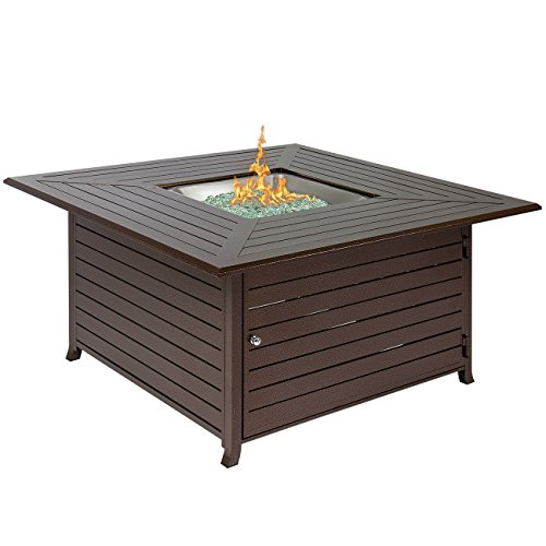 Best-Choice-Products-BCP-Extruded-Aluminum-Gas-Outdoor-Fire-Pit-Table-With-Cover