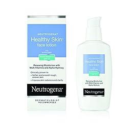 Neutrogena Healthy Skin Face Lotion, SPF 15, 2.5 Ounce