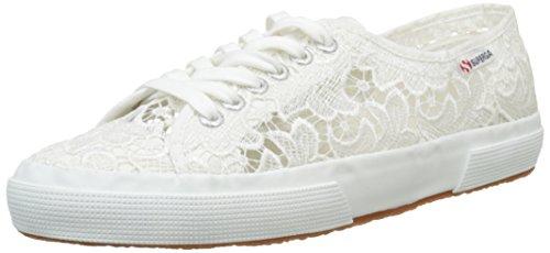 Superga 2750 - Scarpe da Ginnastica, Donna, colore Bianco (White), taglia 37.5