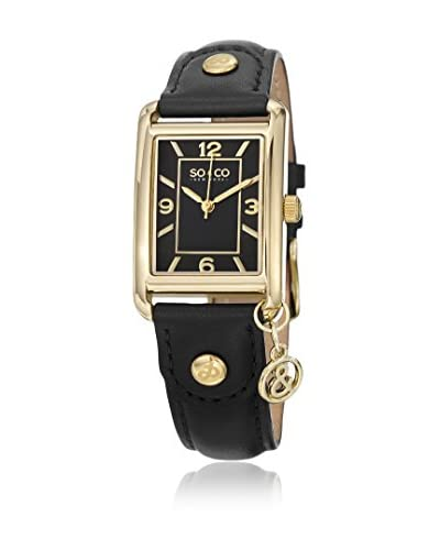 SO&CO Reloj 5024.2 Negro