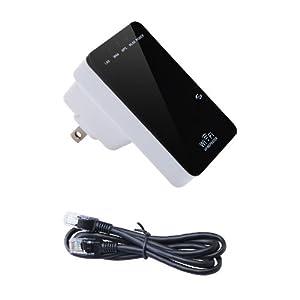 DoCooler Wireless-N Router AP Repeater Client Bridge IEEE 802.11 b/g/n 300Mbps US Plug Mini