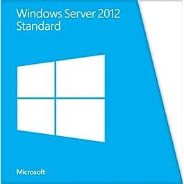 Microsoft Windows Server 2012 Standard 64-bit