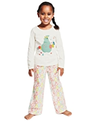 Pure Cotton Pear Print Pyjamas