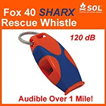 SHARX Rescue and Survival Whistle by FOX 40