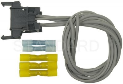 Standard Motor Products S-1044 HVAC Blower Motor Resistor Connector (2001 Sonoma Blower Motor Resistor compare prices)