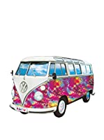 Artopweb Panel Decorativo Vw Camper Love Legno