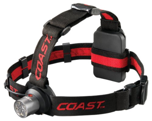 Coast HL4 144 Lumen Dual Color LED Headlamp photo