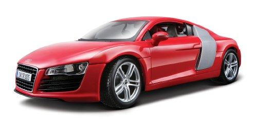 Maisto 536143 - Audi R8, 1:18 (farblich sortiert)